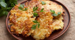 Potato Latkes (A classic potato latkes) – Recipe Partner