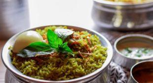 Tasty Andhra Style Biryani in Bangalore
