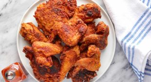 Spicy Fried Chicken (In 5 Easy Steps) – Recipe Partner
