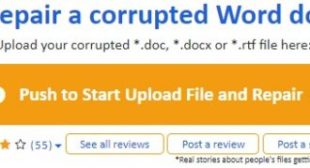 How To Repair Damaged & Corrupted Word Documents – norton.com/setup