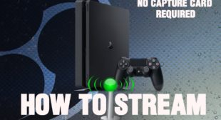 How to Stream PlayStation 4 to PC – mcafee.com/activate