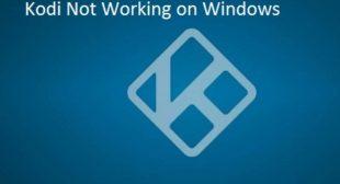 How to Fix Kodi Not Working on Windows – norton.com/setup