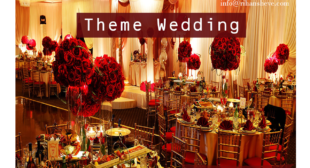 Need An Awesome Theme Wedding Decor For Your Flowers Wedding?