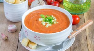 White Bean and Creamy Tomato Soup |Takes only 30 minutes| – Recipe Partner