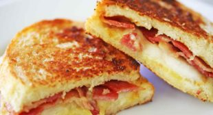 Italian Grilled Cheese Sandwiches |A cheese Taste In Four Steps| – Recipe Partner