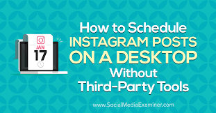 How to Post On Instagram Directly From Your PC Without Any Third-Party Apps