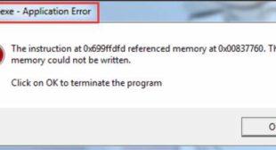 How to Fix WerFault.exe Application Error