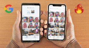 Gallery Go vs Google Photos