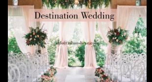 Wedding event services | theme wedding decor | destination wedding