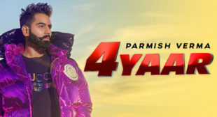 4 Yaar – Parmish Verma Lyrics
