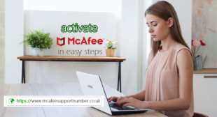 McAfee Activation Support