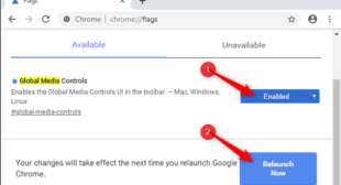 How to Enable the Play/Pause Button on Your Google Chrome? – norton.com/setup