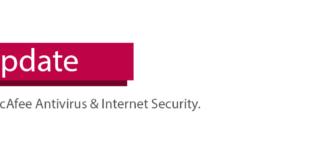 McAfee Antivirus Update