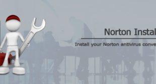 Norton Installation Support