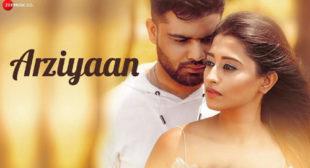 Arziyaan Lyrics by Shahid Mallya
