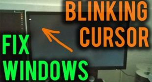 How to Fix Cursor Blinking Issue on Windows 10