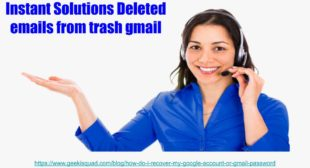 Best Way Permanently Deleted Emails From Gmails