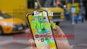 Fix: iPhone X Running iOS 13 Keeps Disconnecting From Wifi Networks
