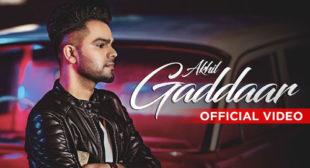 Gaddaar – Akhil Lyrics