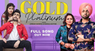 Gold Platinum Lyrics – Jordan Sandhu