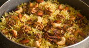 Kashmiri Pulao (Cooked In Saffron Flavored Water) – Recipe Partner