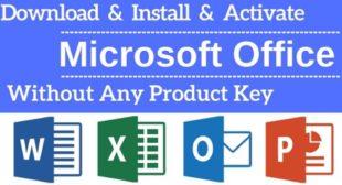 www.Office.com/Setup – Download Office Setup With Key