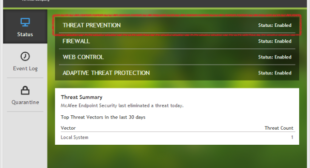 How To Uninstall McAfee Endpoint Security – McAfee Activate