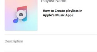 How to Create playlists in Apple's Music App? – norton.com/setup