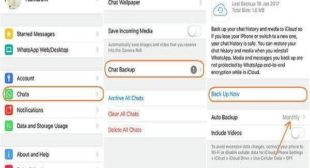 How to Transfer WhatsApp Messages from iPhone to Android?