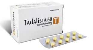 Get Vidalista 60 – Tadalafil Salt – UnitedMedStore