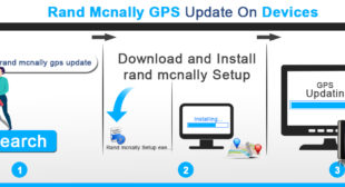 Rand McNally GPS Update