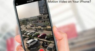 How to Record And Edit Slow-Motion Video on Your iPhone? – Office Setup