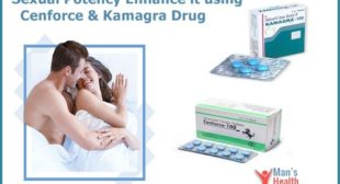 Sexual Potency Enhance it using Cenforce & Kamagra Drug – ManHealthSolution –