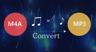 How to Convert Your M4A Files to MP3?