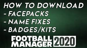 Football Manager 2020: How to Download and Install Kits, Badges and Facepacks