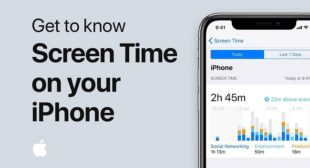 How to use screen time on iPhone and iPads?