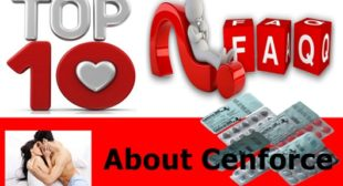 Top Ten FAQs About Cenforce – ManHealthSolution –