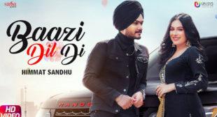 Baazi Dil Di Song Lyrics