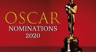 Complete List of 2020 Oscars Nominations