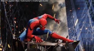 Marvel's Spider-Man: Taskmaster's Challenges Guide