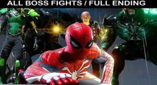 Marvel Spider-Man: How to Find and Beat All Bosses?