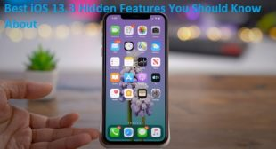 Best iOS 13.3 Hidden Features You Should Know About – Office Setup