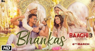 Bappi Lahiri, Dev Negi & Jonita Gandhi's 'BHANKAS' Lyrics