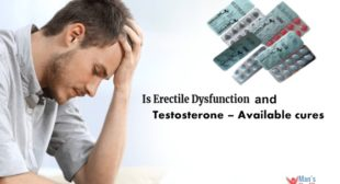 Erectile Dysfunction and Testosterone – Available cures