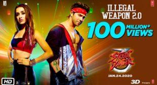 Illegal weapon remix lyrics in Hindi  Street Dancer 3D  new bollywood lyric