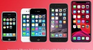 Improve iPhone Privacy Settings with these Two Easy Steps – office.com/setup