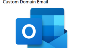 Fix: Outlook Issues While Setting up Custom Domain Email – Webroot Safe