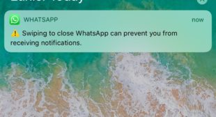 How to Customize WhatsApp Notification for iOS