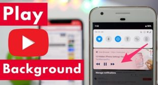 How to Play YouTube in Background on iPhone – Office Setup