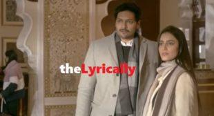 Vishal Mishra Lyrics – Aaj Bhi